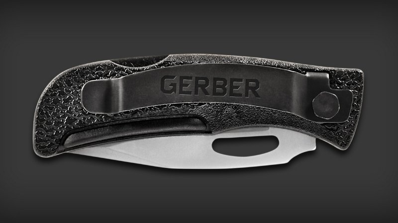 Нож Gerber E-Z Out Jr - Fine Edge, коробка, 06501