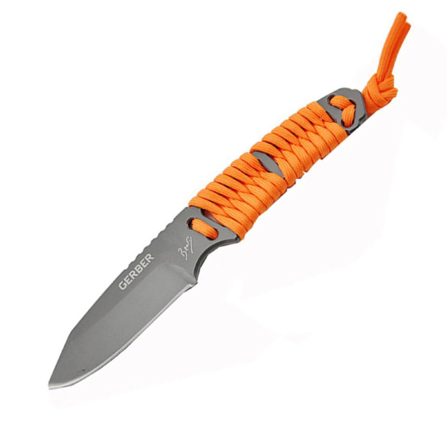 Нож Gerber Bear Grylls Survival Paracord Knife, блистер, 31-001683